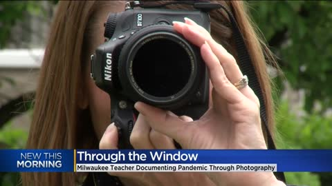Milwaukee teacher uses photography to inspire during pandemic